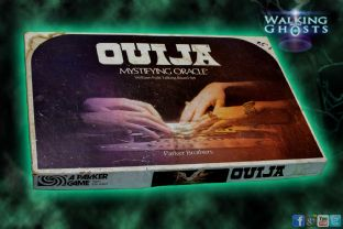Original 1970s Williams Fuld' Ouija Board Parker Brothers US Vintage Oracle v10